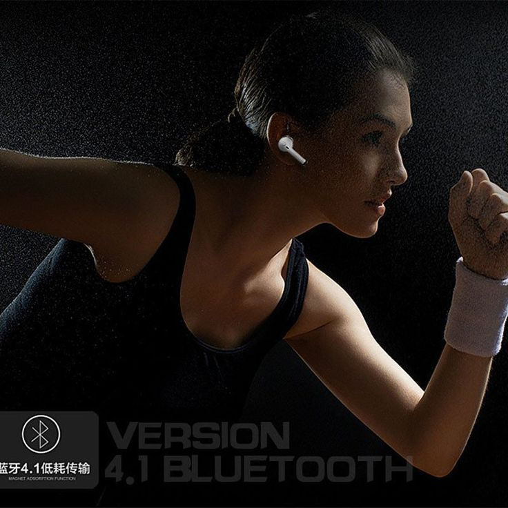 Earphone Bluetooth Bass Sound Noise-reduction Audifonos Wireless Headset Sporting Running New 2017
