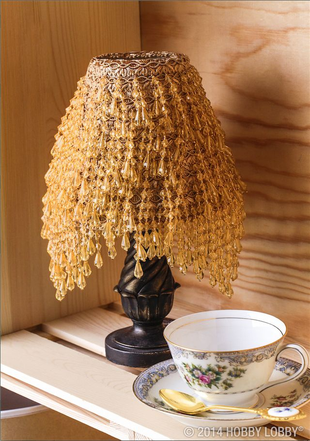 Beaded Lamp Shades Extraordinary 111 Best Beaded Lamp Shade Images On Pinterest  Lampshades Lamp Decorating Design