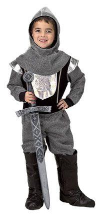 Jr. Cavaleiro Medieval fantasia - Meninos fantasias
