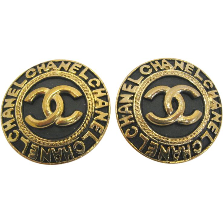 Chanel logo schmuck