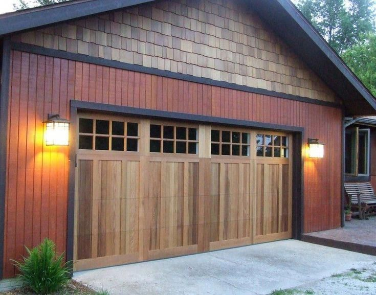 Fabulous Garage Door Electric Garagedoorelectric In 2020 Wooden