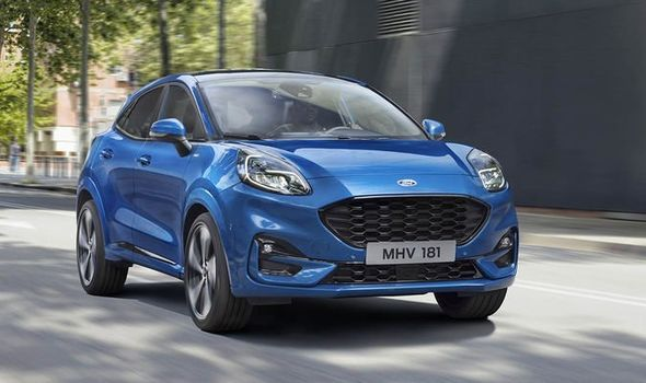 Ford Puma 2020 Wallpapers Ford Puma Cars Uk Latest Bmw