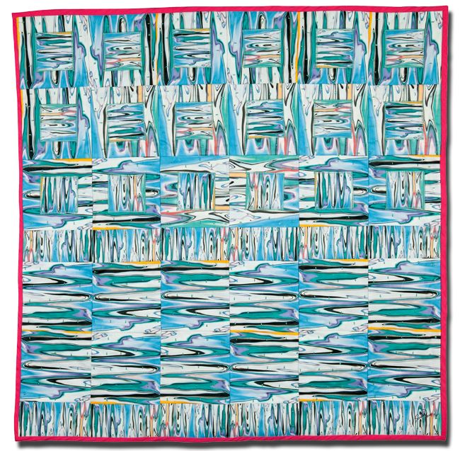 Ardis James Quilt - this is gorgeous