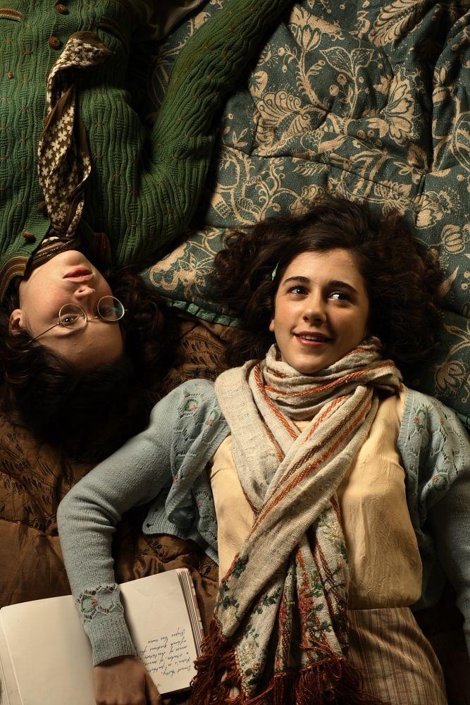 The Diary of Anne Frank (TV MiniSeries 2009) IMDb