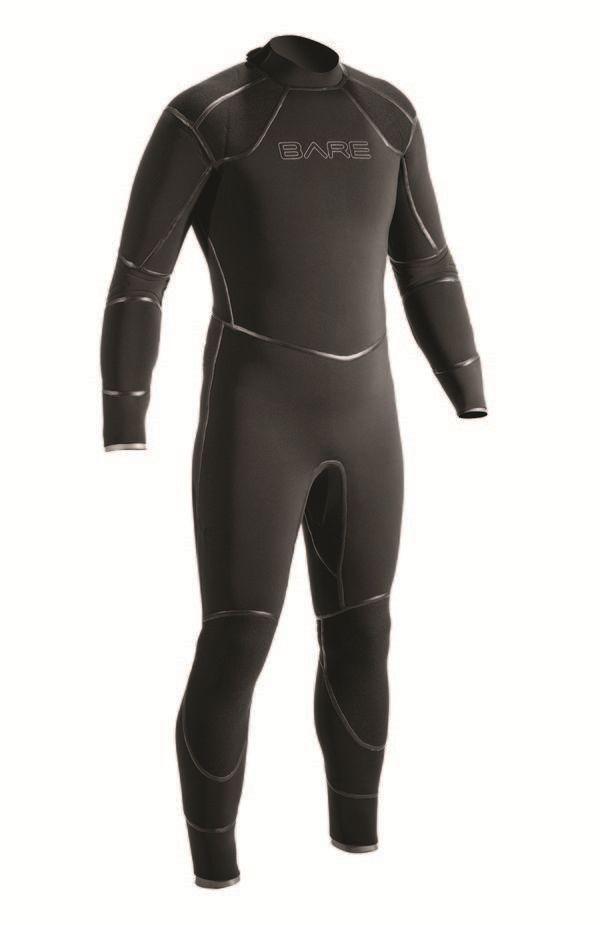 Men 16058: New 3Mm Bare Mens Elastek Full Stretch Scuba Diving Wetsuit Size Xls Black -> BUY IT NOW ONLY: $174.98 on eBay!
