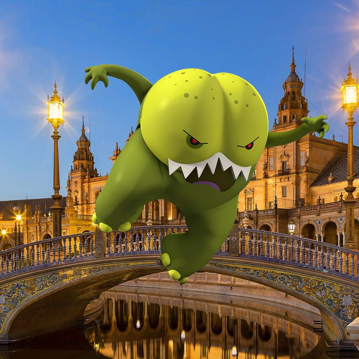 Mutant Busters invades Seville | Mutant Busters - TV ...