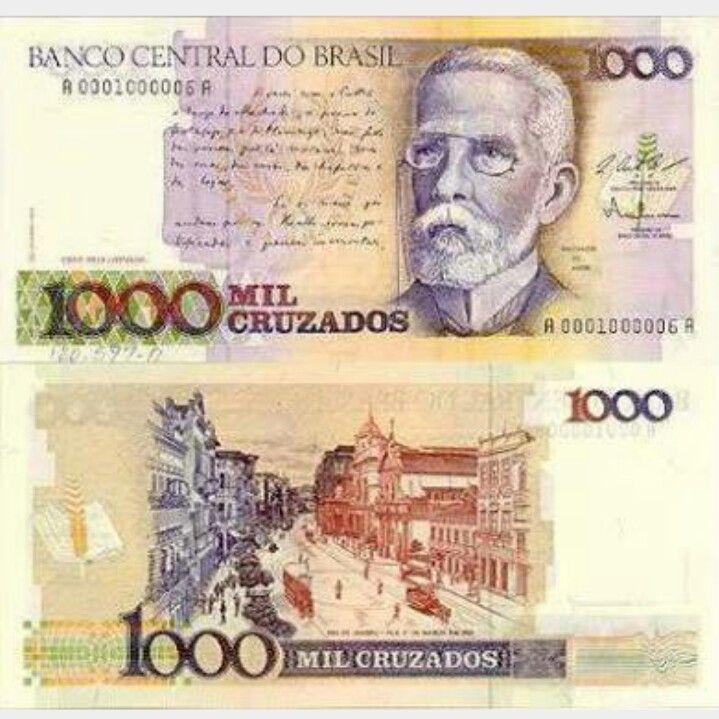 Brasil / 1.000 cruzados