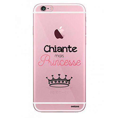coque iphone 6 citation princesse
