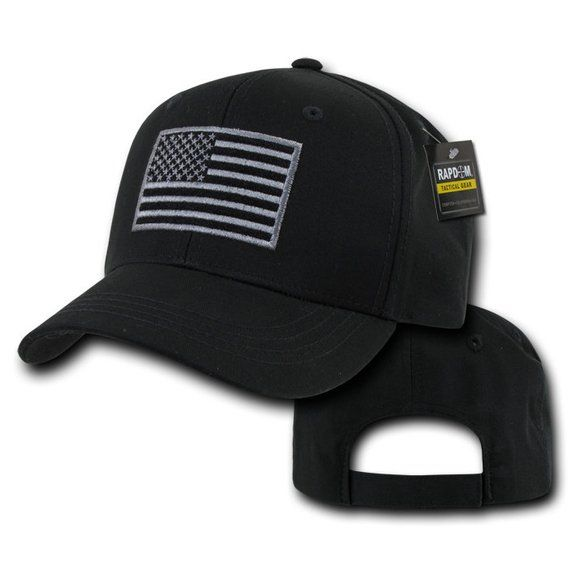 Usa Flag Embroidered Operator S Baseball Cap T76 Mens Caps Usa Flag Cap