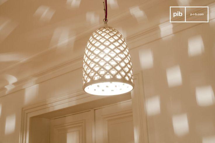 Optate per una sobria ed elegante illuminazione che diffonderà un motivo luminoso nelle vostre stanze.