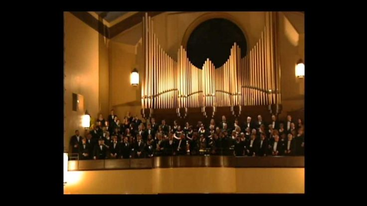 Mass for Two Choirs - Charles-Marie Widor