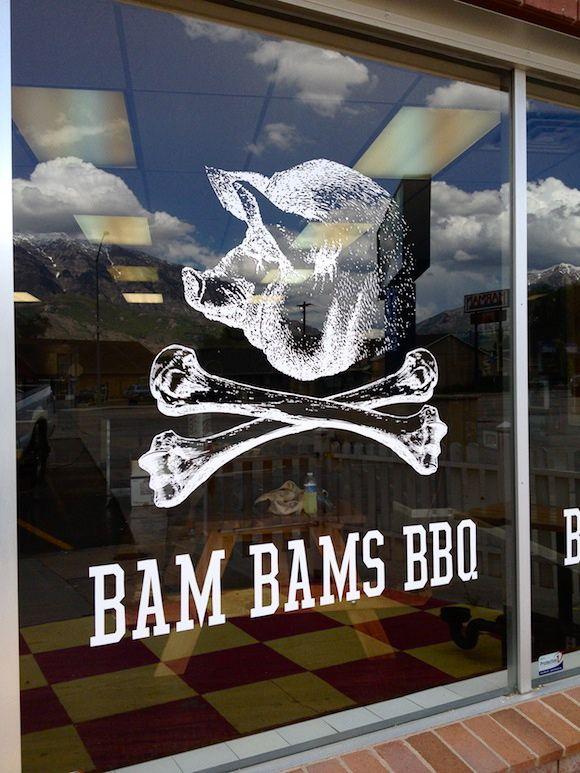 Bam Bam's BBQ Restaurant in Orem UT