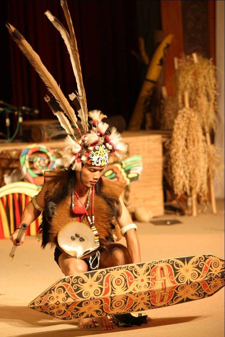 Dayak Dance