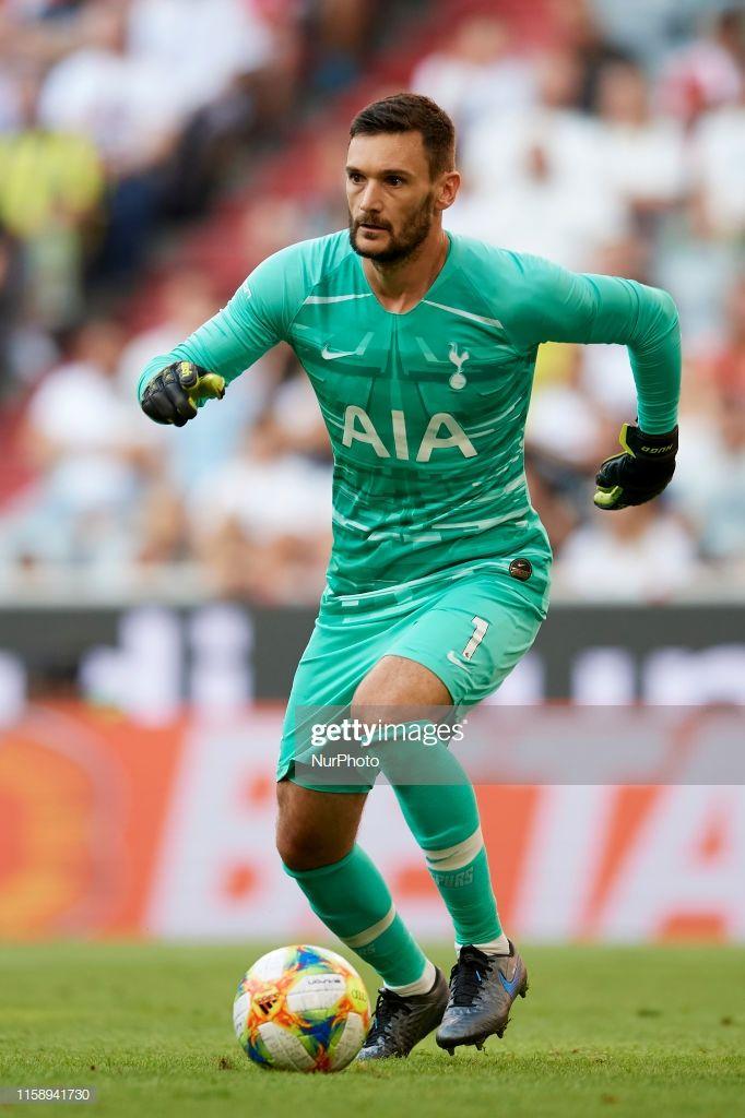 Hugo Lloris Of Tottenham Does Passed During The Audi Cup 2019 Semi Tottenham Tottenham Hotspur Hugo