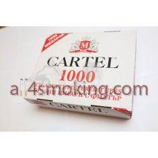 Tuburi tigari Cartel 1000