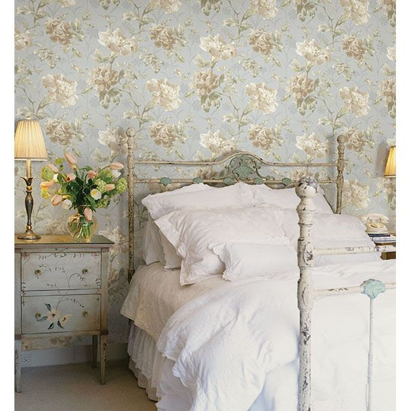 1000+ Ideas About Vintage Floral Wallpapers On Pinterest