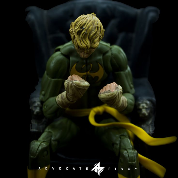 Watch the unboxing here: youtu.be/x8EmaLQQcnk SUBSCRIBE: www.youtube.com/c/AdvocatePinoy   #Avengers #Netflix #IronFist #Nerd #AdvocatePinoy #Marvel #MarvelComics #MarvelLegends #MarvelToys #ActionFigures #Photography #ToyPhotography #Hobby