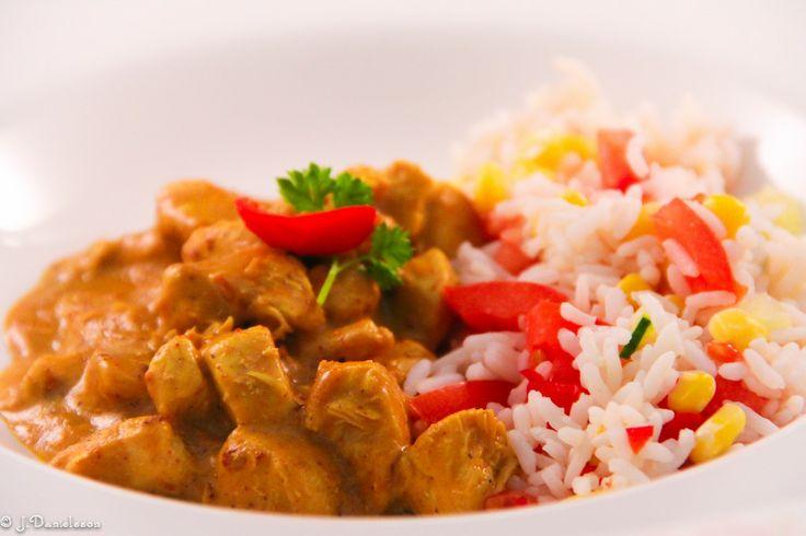Kyckling I Cocosmjölk & Currysås! 11 SmartPoints