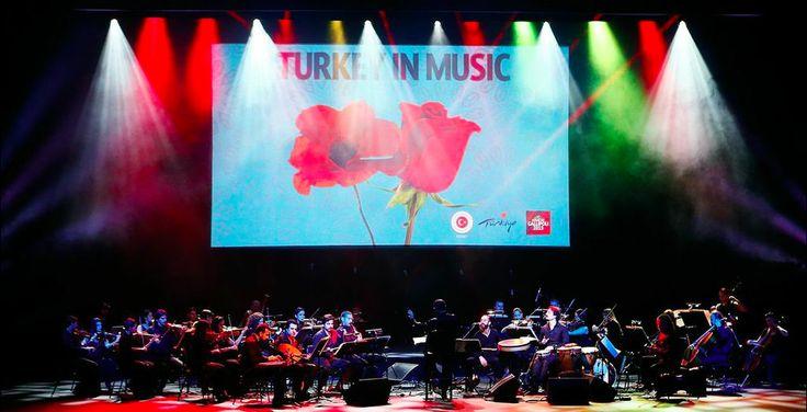 Turkey in Music