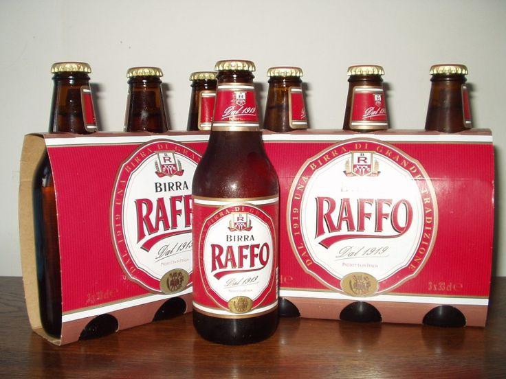 "Birra Raffo, tarantina o ""tarantese"""