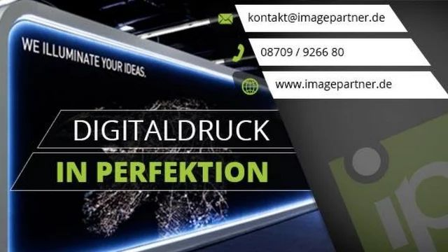 Unsere #Digitaldrucke glänzen alle in höchster Perfektion - versprochen...
