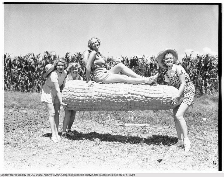 County Fair: 1936