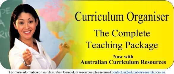 Fantastic resource for planning and programming with the Australian  Curriculum