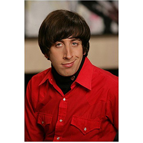 The Big Bang Theory Simon Helberg as Howard Wolowitz with Funny Smile 8 x 10 Inch Photo @ niftywarehouse.com #NiftyWarehouse #BigBangTheory #TV #Show #BigBangTheoryShow #BigBangTheoryTVShow #Comedy