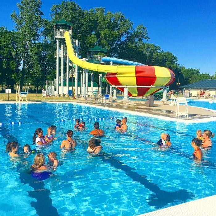 14. Splash Zone Waterpark (Springfield)