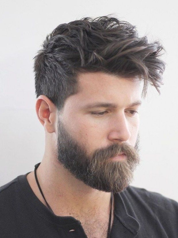 15 Cool Mens Medium Hairstyles Try Something Cool With Medium