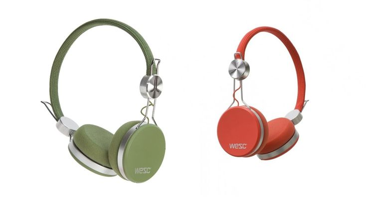 WeSC / Headphones by Johan Persson at Coroflot.com