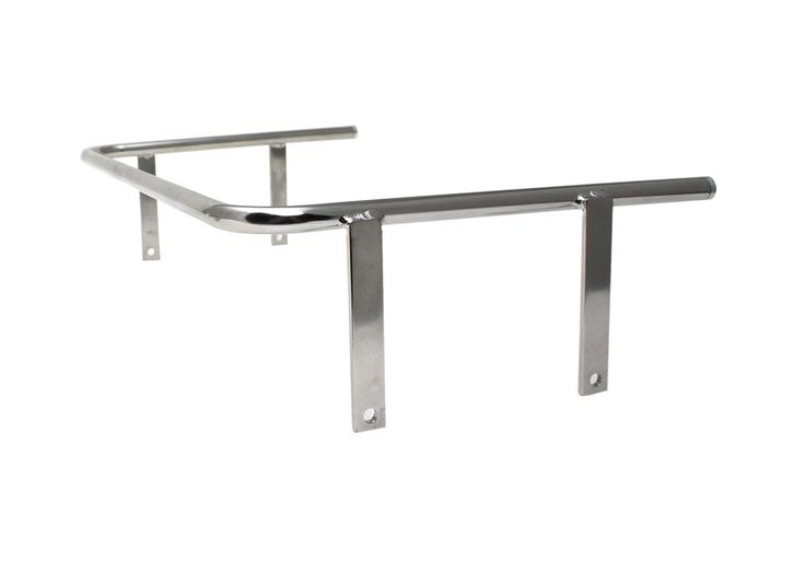 Fence for Porteur Rack Stainless Steel | SOMA Fabrications