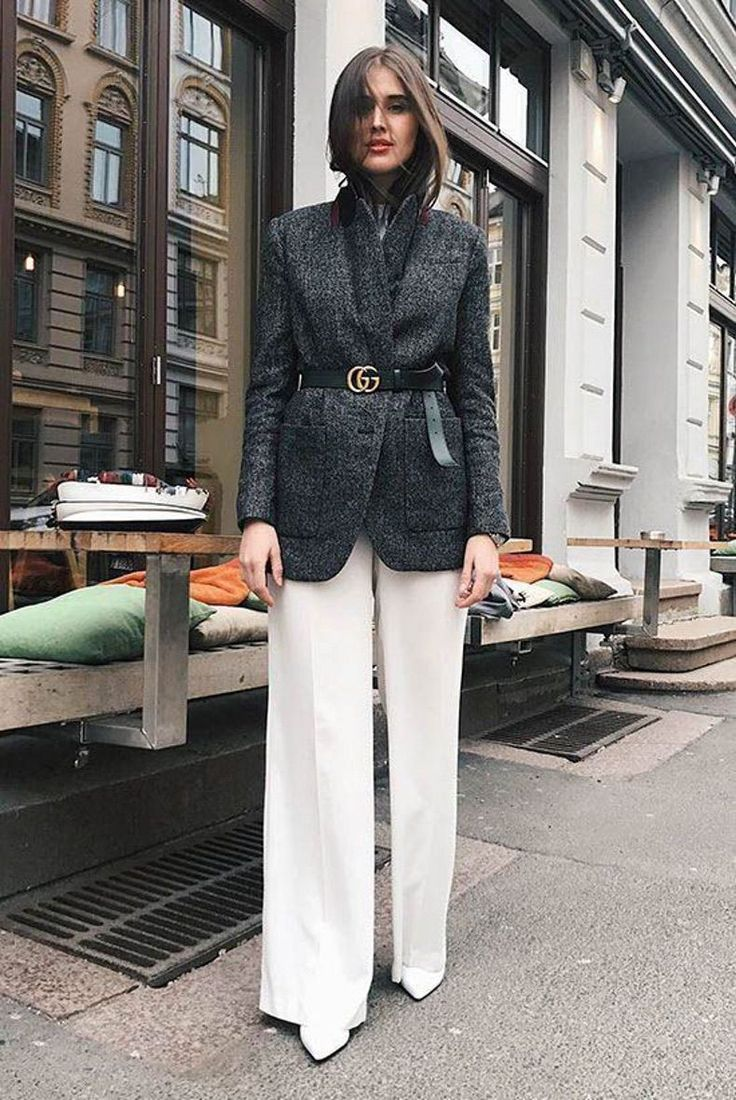 These Ultra Chic Pants will be your favorite companions during the spring