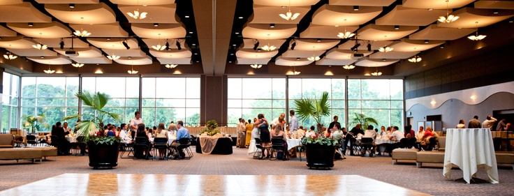 Grand Room Wedding Reception At Meijer Gardens In Rapids