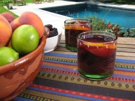 Sangria Sunrise from CookingChannelTV.com - Brunch At Bobby's