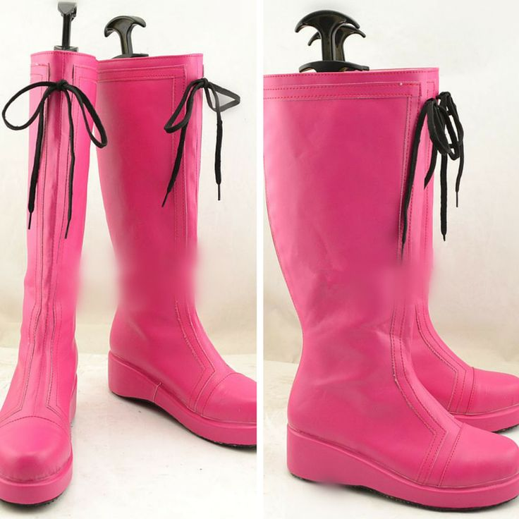 [Tokyo Mew Mew]Cosplay Boots CP167264
