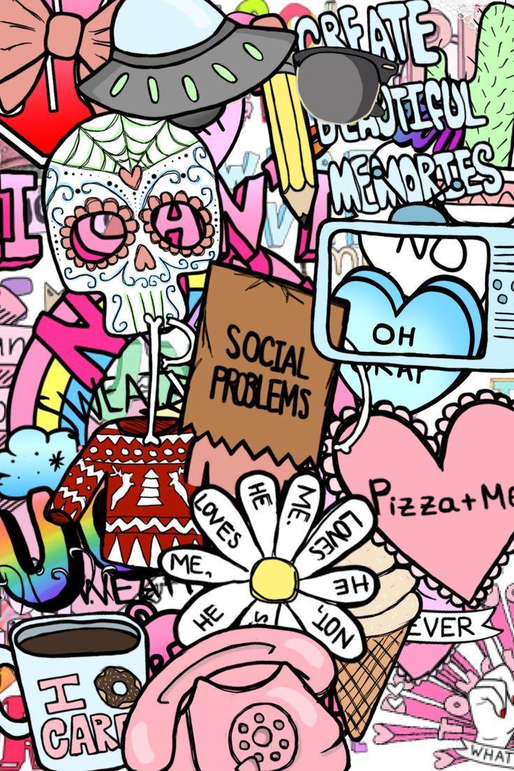 Cute Hipster Tumblr Iphone Wallpaper