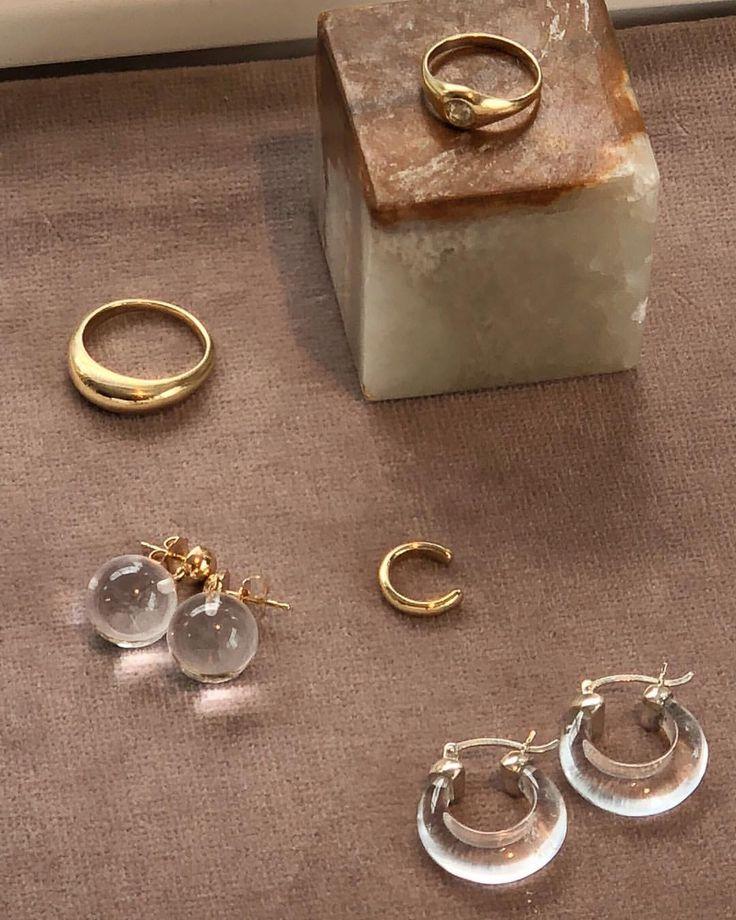 glass globe earrings – jhannahjewelry.co…