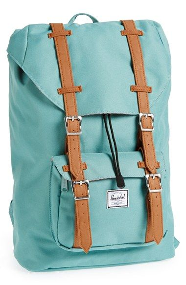 If I was getting myself ready to go back to school, I'd have this on my wish list. (Instead, I'm getting my four year old ready for PreK...but a girl can dream.) :: Herschel Supply Co