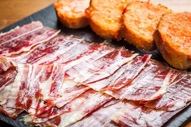 Jambon ibérique de bellota: le vrai jambon. ✔ Voulez vous être l'un des privilégiés à obtenir une de ces merveilles?