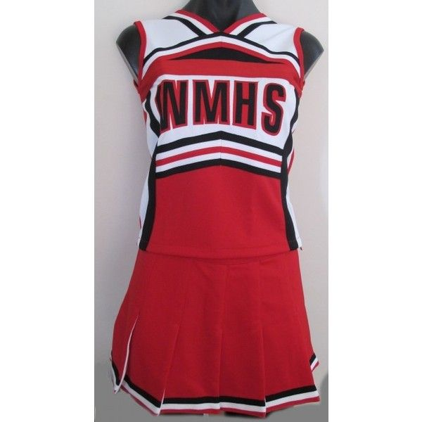 You Still Have Time for a (Gay) Halloween Costume Glee and Brittana,... ❤ liked on Polyvore featuring dresses