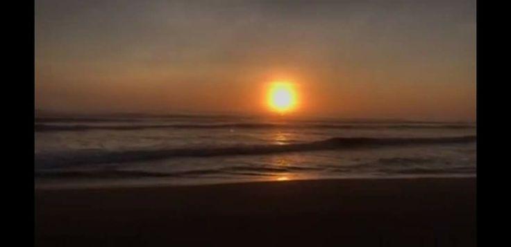 Perfect sunrise 2 days after Hurricane Irma - photo courtesy of my friend Earl Stewart