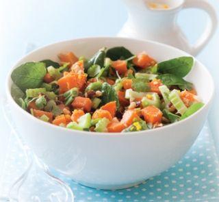 Kumera salad