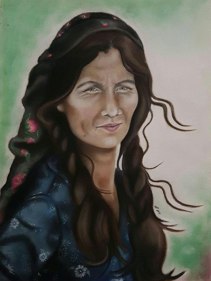 """""""Gypsy Goddess"""""""