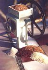 Bread Beckers - fresh milled flour/bread - Country Living Hand Grain Mill w/FREE Shipping