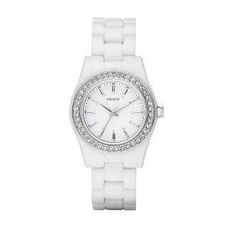 DKNY NY8145 Stone Set Ladies Watch image-a