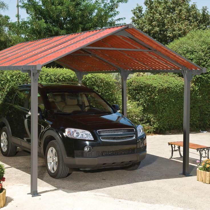 Plastic Bottle Carport : Best parking roof images on pinterest lot