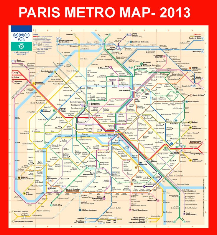 paris metro map paris has one of easiest metro systems to follow and so many