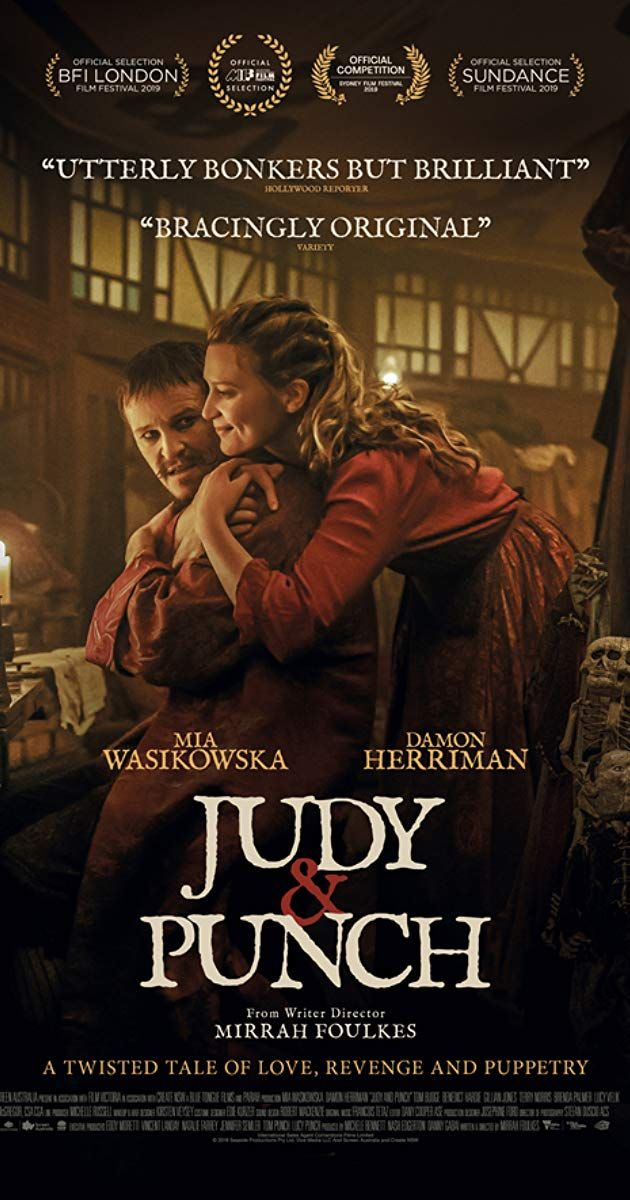 Directed by Mirrah Foulkes. With Mia Wasikowska, Damon