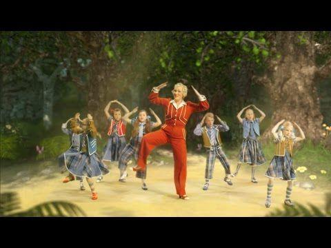 Paddenstoelendans - Sprookjesboom dansvideo - Efteling - YouTube